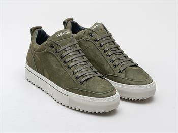Rehab sneakers craig-nub in het Donker Groen