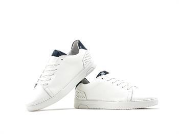Rehab sneakers TEAGAN BS lizard in het Wit/Blauw
