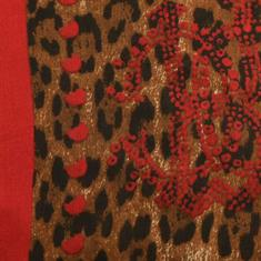 Romano accessoire 92235 in het Rood