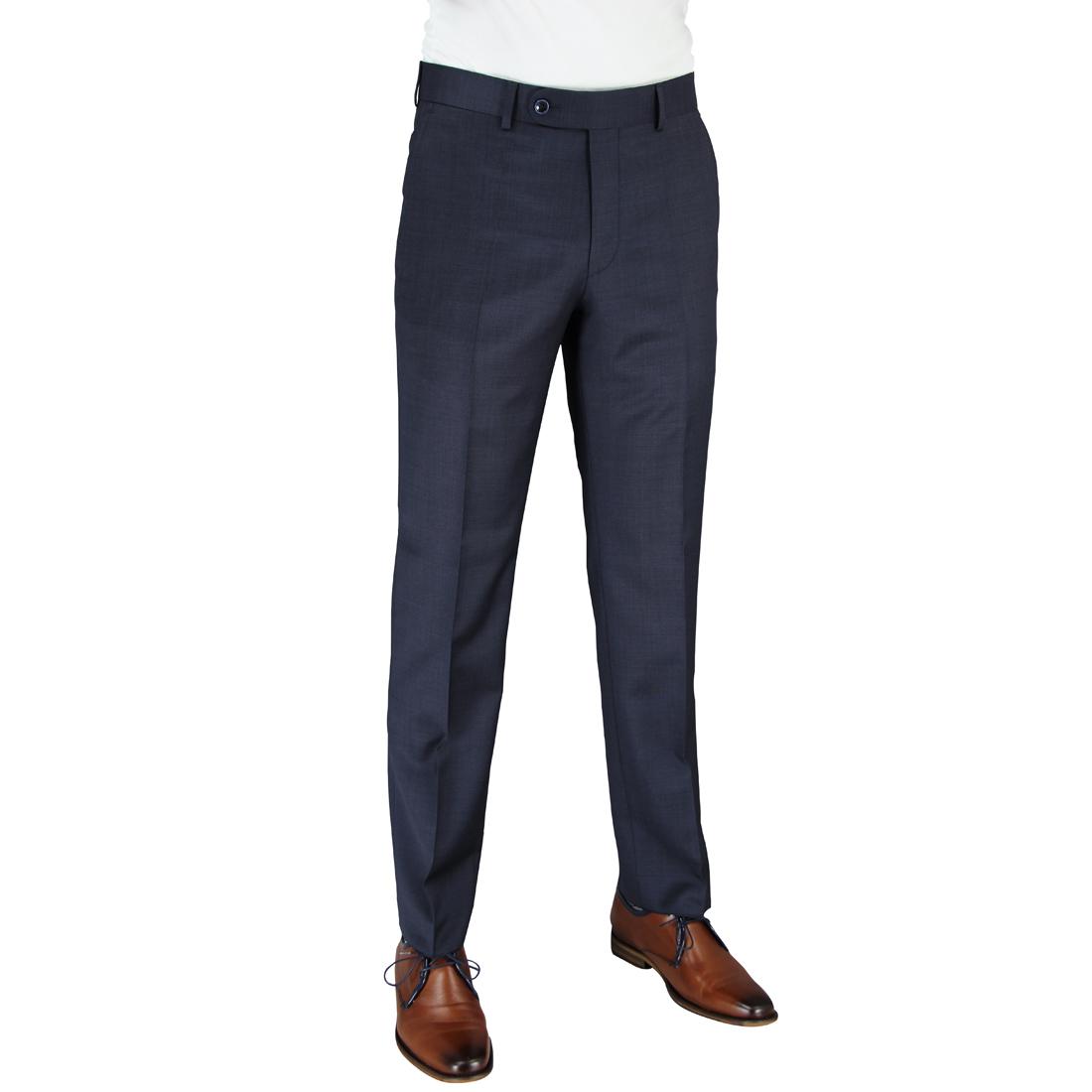 Roy Robson broeken Shape Fit 5025/S- -0340- in het Marine