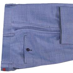 Roy Robson broeken Slim Fit 001021311232500 in het Blauw