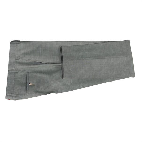 Roy Robson broeken Slim Fit 001021501232500 in het Groen