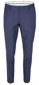 Roy Robson broeken Slim Fit S01050571295400 in het Blauw