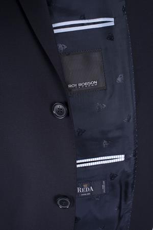 Roy Robson business colbert Regular Fit 5000/S-3042-  - in het Donker Blauw