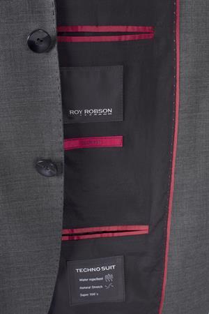 Roy Robson business colbert S00050561004400 in het Grijs