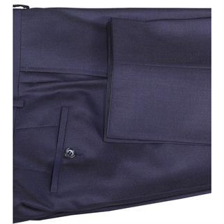 Roy Robson business pantalon Shape Fit 001071121266600 in het Donker Blauw