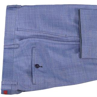 Roy Robson business pantalon Slim Fit 001021311232500 in het Blauw