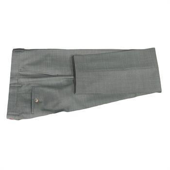 Roy Robson business pantalon Slim Fit 001021501232500 in het Groen
