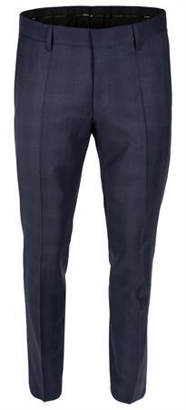 Roy Robson business pantalon Slim Fit S01050221295400 in het Donker Blauw