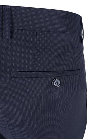Roy Robson business pantalon Slim Fit S01050631295400 in het Marine