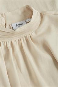 Saint Tropez blouse 30500036 in het Beige