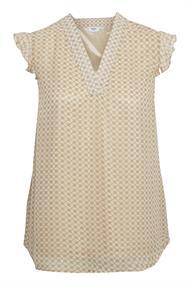 Saint Tropez blouse 30510271 in het Ecru