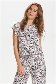 Saint Tropez blouse 30510403 in het Ecru