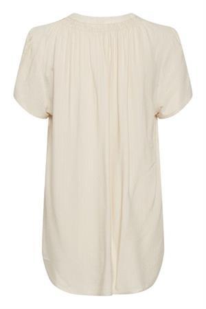 Saint Tropez blouse 30510441 in het Naturel