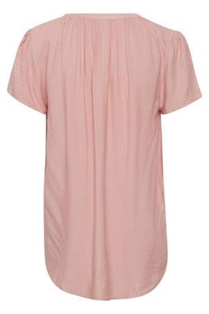 Saint Tropez blouse 30510441 in het Oud Roze