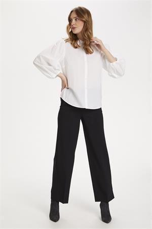 Saint Tropez blouse 30510527 in het Wit