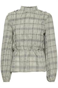Saint Tropez blouse 30511245 in het Groen
