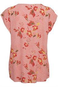Saint Tropez blouse jenna in het Khaky beige
