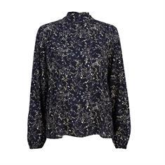 Saint Tropez blouse u1081 in het Blauw
