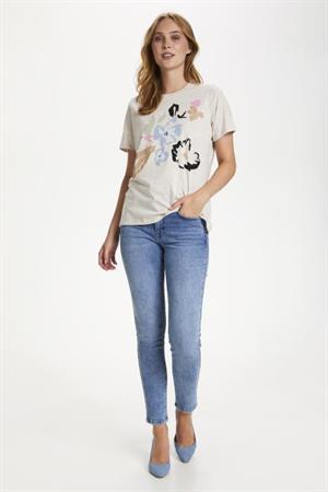 Saint Tropez jeans 30510050 in het Licht Denim