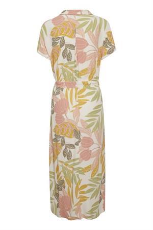 Saint Tropez jurk 0511174 in het Naturel