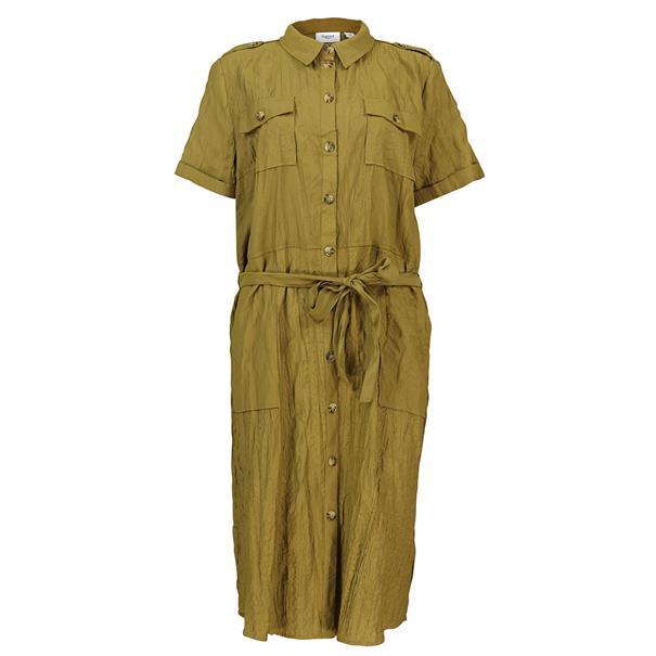 Saint Tropez jurk T6272 in het Brique