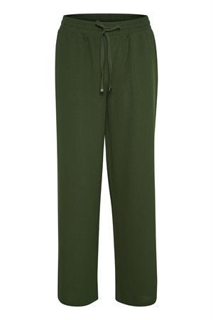 Saint Tropez pantalons 30510035 in het Groen