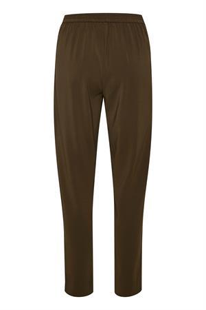 Saint Tropez pantalons Regular Fit 30500391 in het Bruin