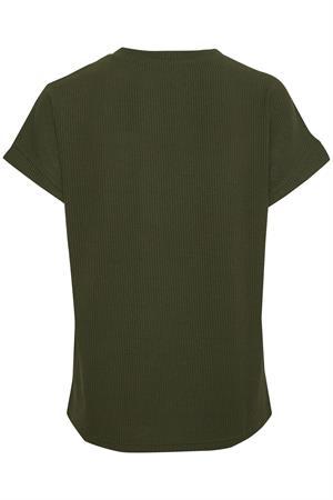 Saint Tropez t-shirts 30510436 in het Groen