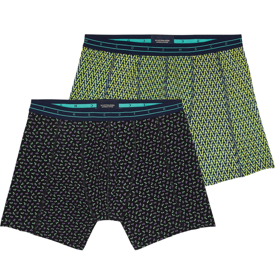 Image of Scotch & Soda accessoire 145130 in het Lime