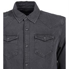 Scotch & Soda casual overhemden Slim Fit 148070 in het Multicolor
