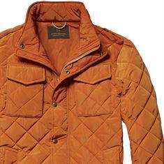 Scotch & Soda jacks 07.10011 in het Oranje