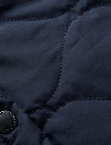 Scotch & Soda jacks 160669 in het Donker Blauw