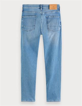 Scotch & Soda jeans Ralston 160438 in het Licht Denim