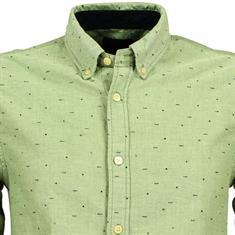 Scotch & Soda overhemd 144155 in het Groen