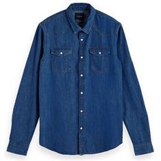 Scotch & Soda overhemd Slim Fit 150492 in het Raf