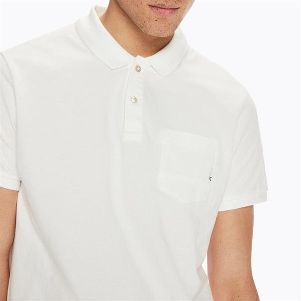 Scotch & Soda polo's 144241 in het Wit