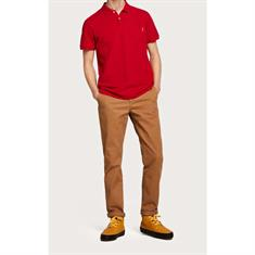 Scotch & Soda polo's 150553 in het Rood