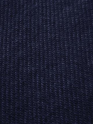 Scotch & Soda ronde hals trui 164010 in het Donker Blauw