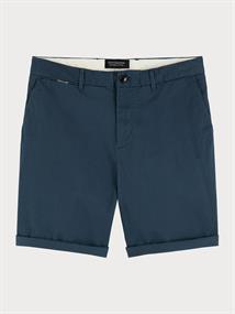 Scotch & Soda shorts 155079 in het Donker grijs