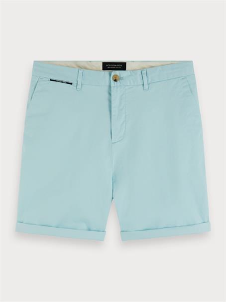 Scotch & Soda shorts 155079 in het Licht Blauw