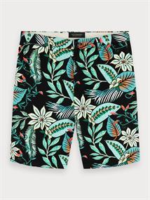 Scotch & Soda shorts 155083 in het Zwart
