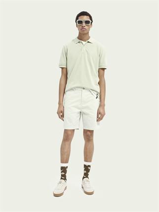 Scotch & Soda shorts 160726 in het Mint Groen