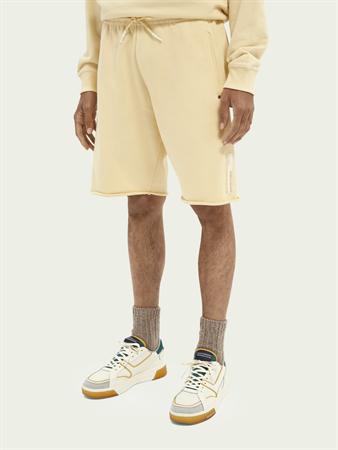 Scotch & Soda shorts 160747 in het Licht Geel