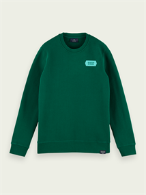 Scotch & Soda sweater 156781 in het Groen