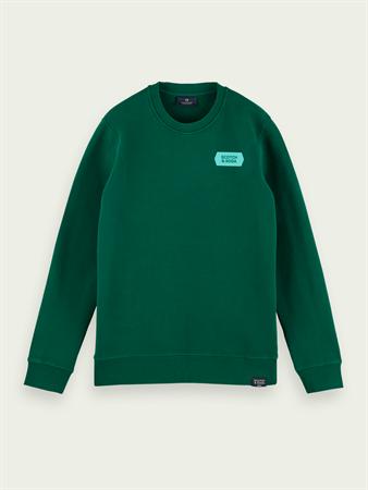 Scotch & Soda sweater 156781 in het Groen