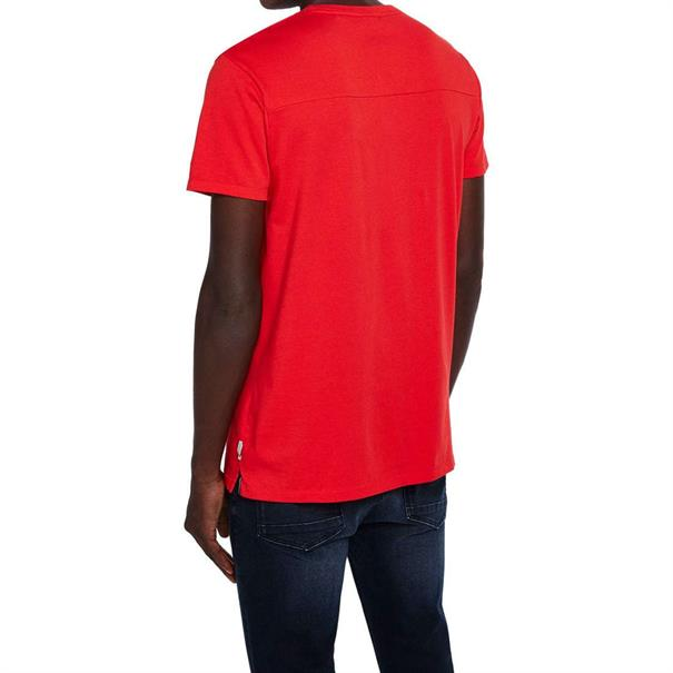 Scotch & Soda t-shirts 147621 in het Rood
