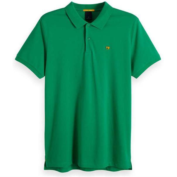 Scotch & Soda t-shirts 149073 in het Groen