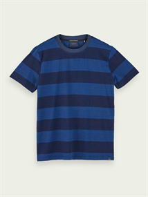 Scotch & Soda t-shirts 157523 in het Blauw
