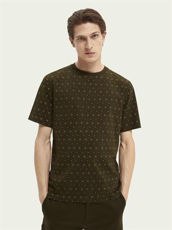 Scotch & Soda t-shirts 163962 in het Multicolor